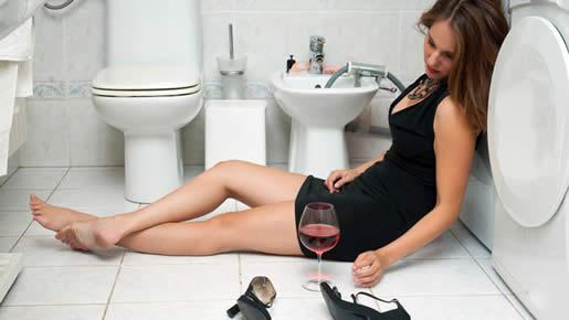 Peligros del alcohol