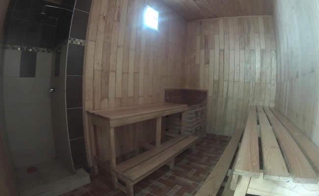 Baños Sauna